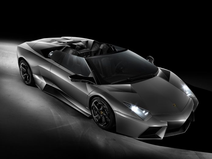 For Sale: 2011 Lamborghini Reventon Roadster in the U.K