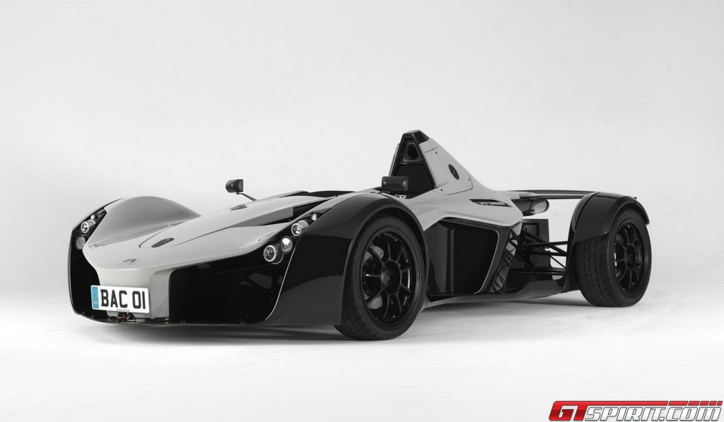 BAC Mono to Make U.S. Debut at Cars & Coffee Irvine, CA