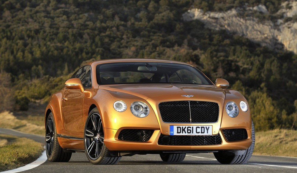 Bentley Sales Rise 22 Percent in 2012