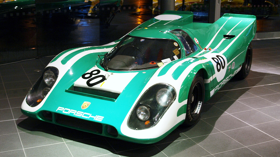 Automotive Journalist Sued for Destroying Porsche 917 Engine