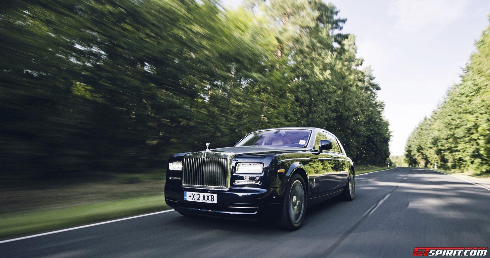 Road Test: Rolls Royce Phantom Series II GTspirit