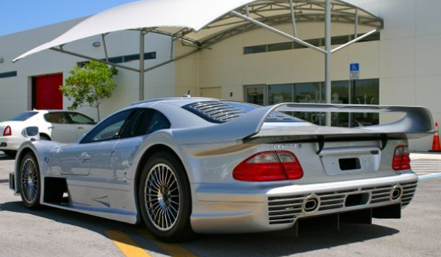For Sale: 2000 Mercedes-Benz CLK GTR AMG