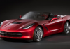 Render: 2014 Chevrolet Corvette Stingray Convertible