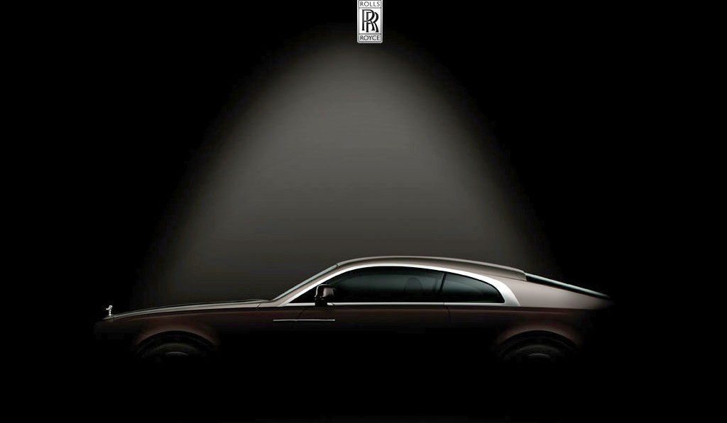 New Teaser and Details About Upcoming Rolls-Royce Wraith Revealed