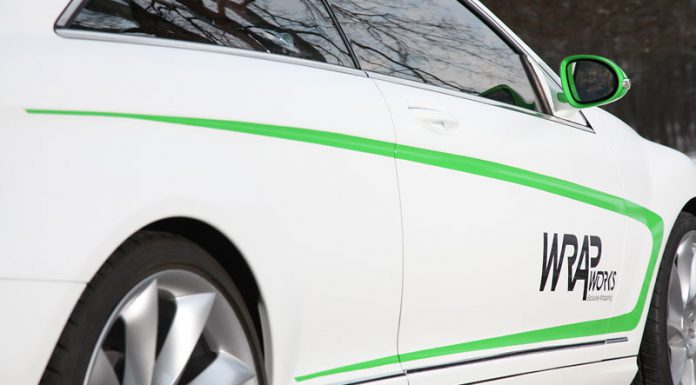 Mercedes-Benz CL500 by WRAPworks
