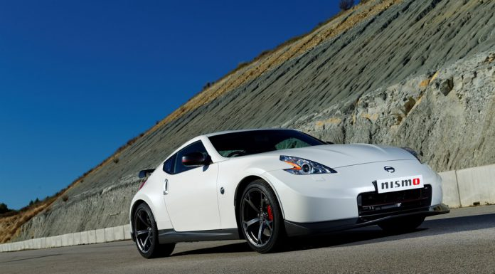 Official: 2014 Nissan 370Z Nismo