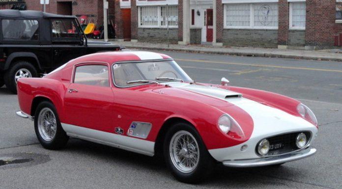 For Sale: Rare 1958 Ferrari 250 GT Tour de France on Jameslist