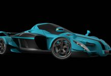 For Sale: Yet-to-be-unveiled Tramontana XTR at €510,000