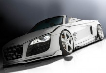 Official: Tommy Kaira Creates White Wolf Edition Audi R8