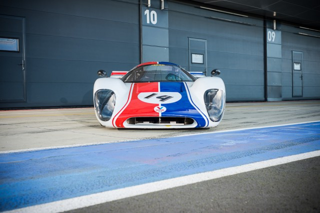 1969 Lola T70 Race Car Headed to Silverstone Auctions
