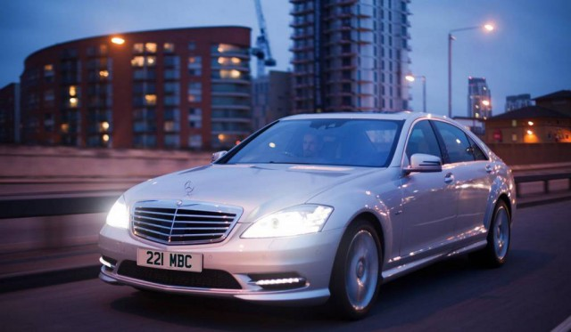Official: Mercedes-Benz S 350 BlueTEC AMG Sport Edition