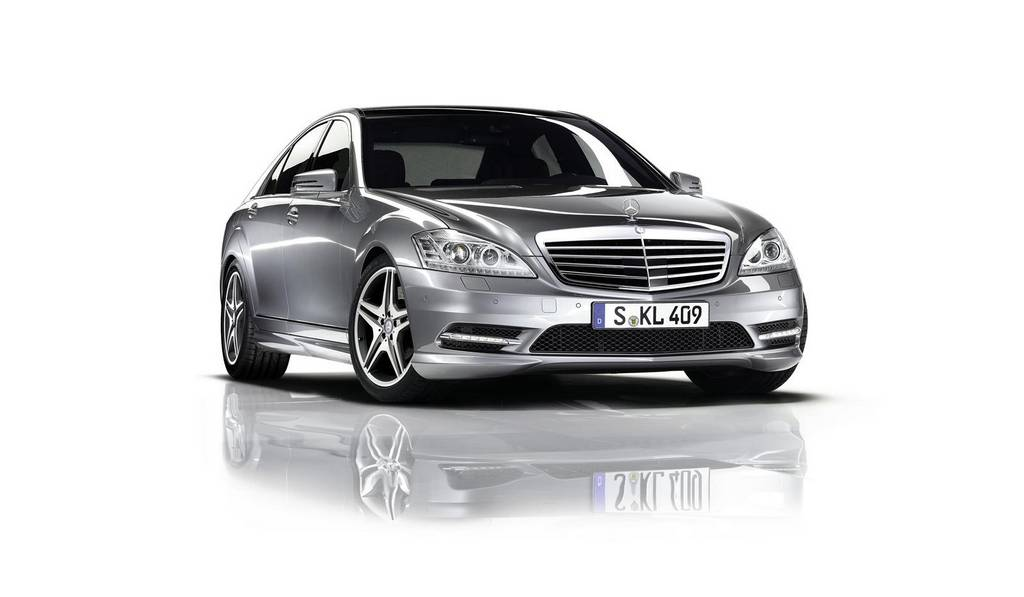 Official: Mercedes-Benz S 350 BlueTEC AMG Sport Edition