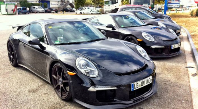 Report: 2014 Porsche 991 GT3 to lap Nurburgring in 7 Minutes, 34 Seconds