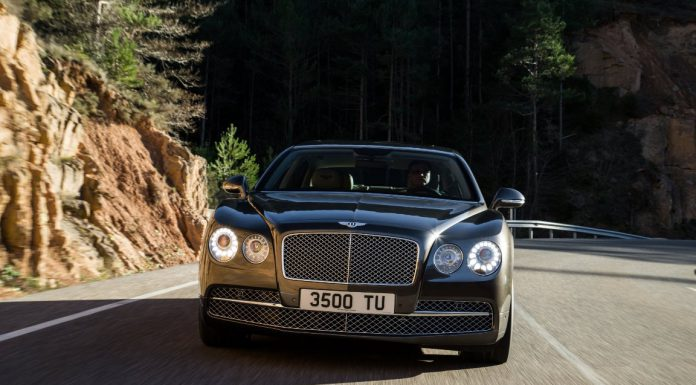 The All New Bentley Continental Flying Spur