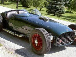 American classic: 1959 Troy Roadster