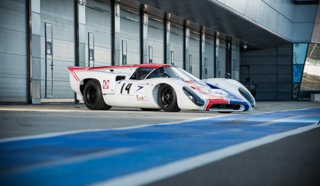 1969 Lola T70 Race Car