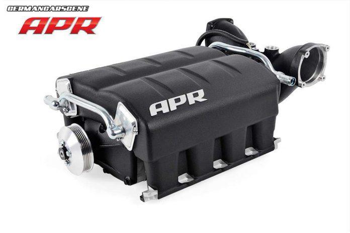APR Motorsports Previews Brand new Audi Supercharger kit