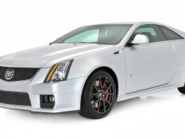 New Cadillac CTS-V Limited Edition Released With Unique Colors
