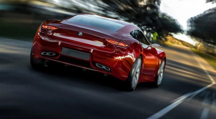 Render: BMW M9 Concept Created by Radion Design