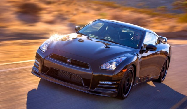 Official: 2014 Nissan GT-R Track Edition