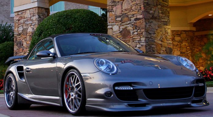 Porsche 911 Turbo Cabriolet by GMP Performance