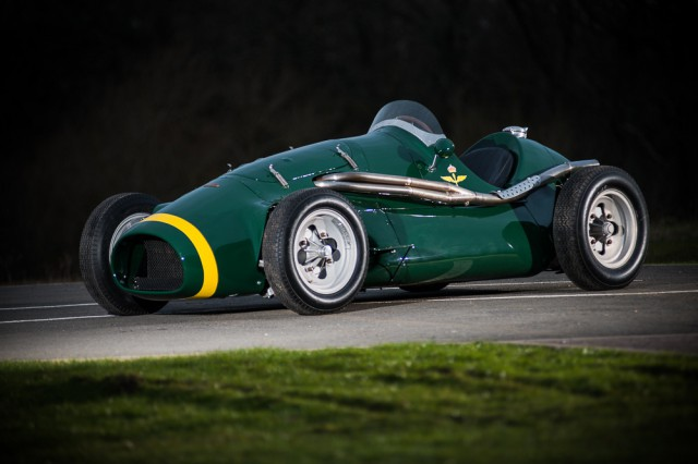 1953 Connaught AL10 Historic Grand Prix Car