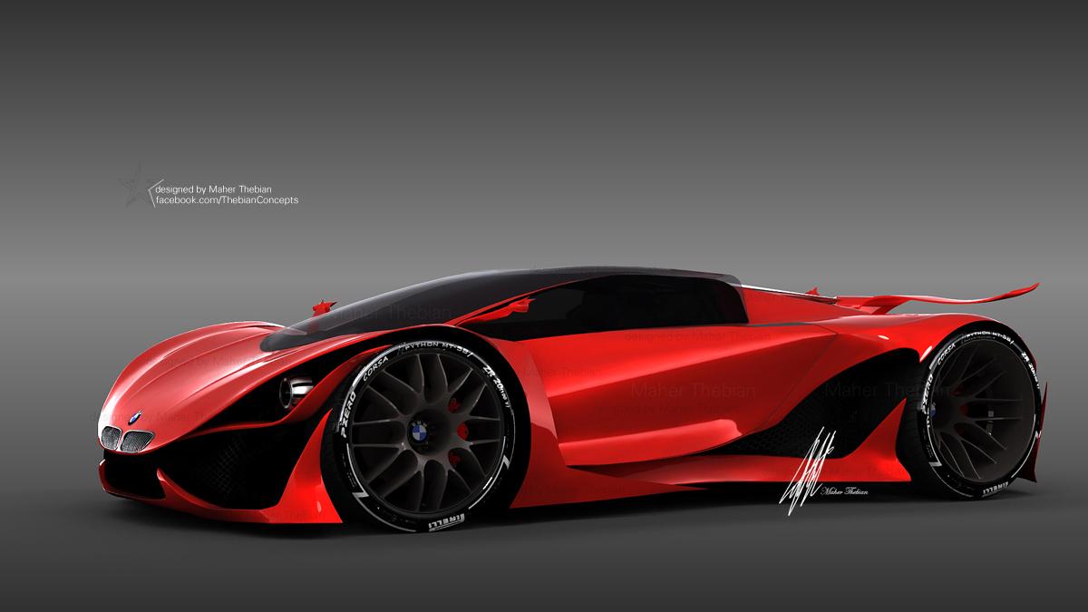 Render Bmw Mt58 Concept By Maher Thebian Gtspirit
