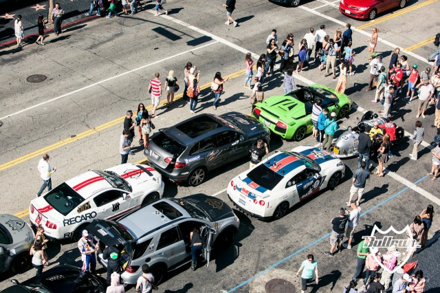 Bullrun 2012 - Hollywood Boulevard