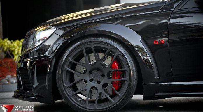 2013 Mercedes-Benz C63 AMG Black Series by Velos Designwerks