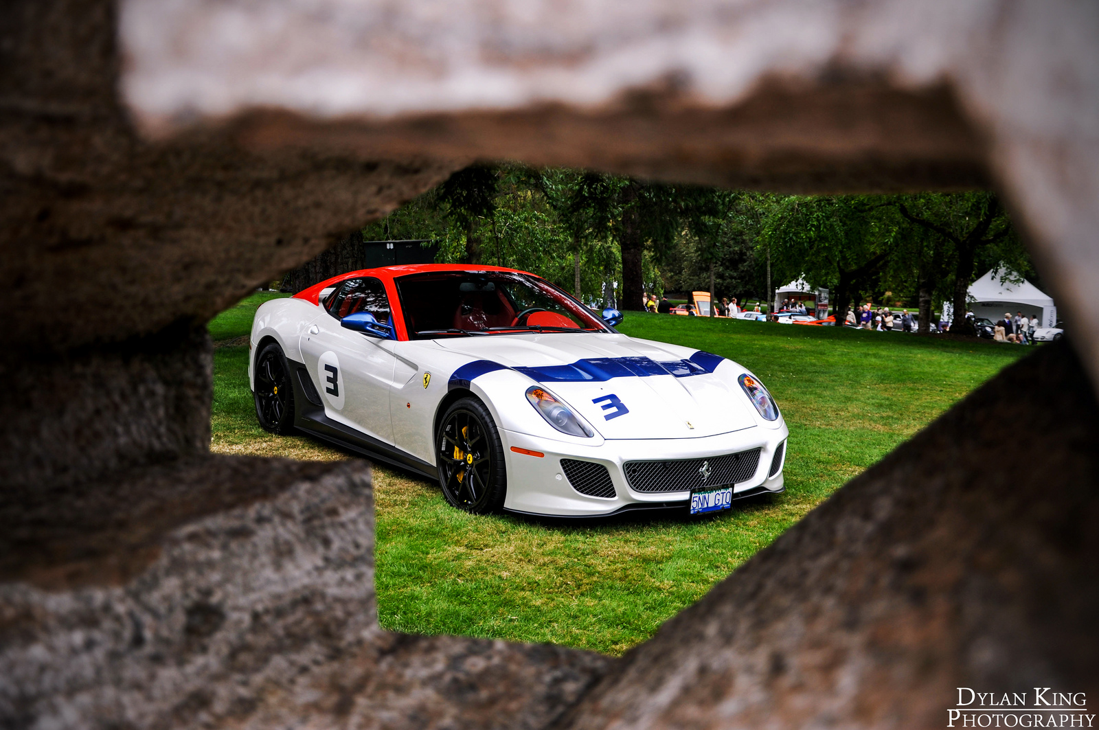Photo Of The Day Ferrari 599 Gto By Dylan King Gtspirit