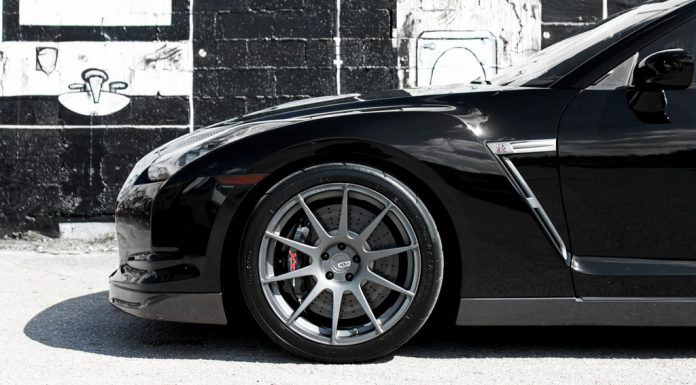 Gallery: Nissan GT-R With ADV 10.1 Wheels by Wheels Boutique