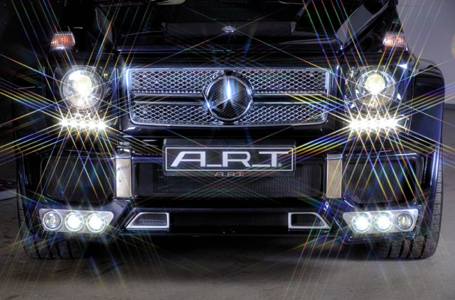 Official: 2013 Mercedes-Benz G65 AMG by A.R.T