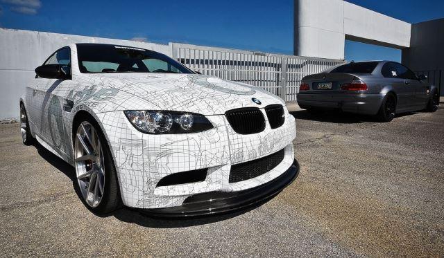 Active Autowerke Blitzkrieg BMW M3