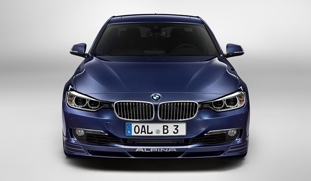 New Teaser: Alpina B3 Bi-Turbo