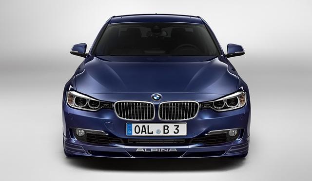 New Teaser: Alpina B3 Bi-Turbo