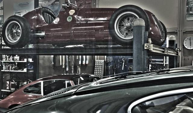 Angelo Pallavicini Automobile