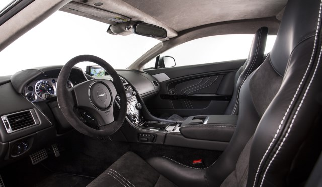 Aston Martin SP10 Interior