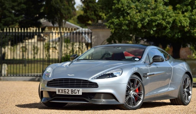 Aston Martin Virage wins The most beautiful Supercar of the Year Award