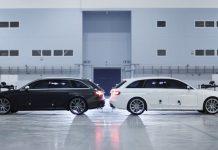 Audi RS4 Avant Paintball Duel