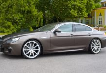 BMW 6 series (F06) Gran Coupé by Hartge