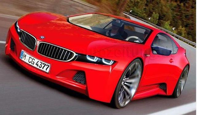 BMW M8 Hybrid