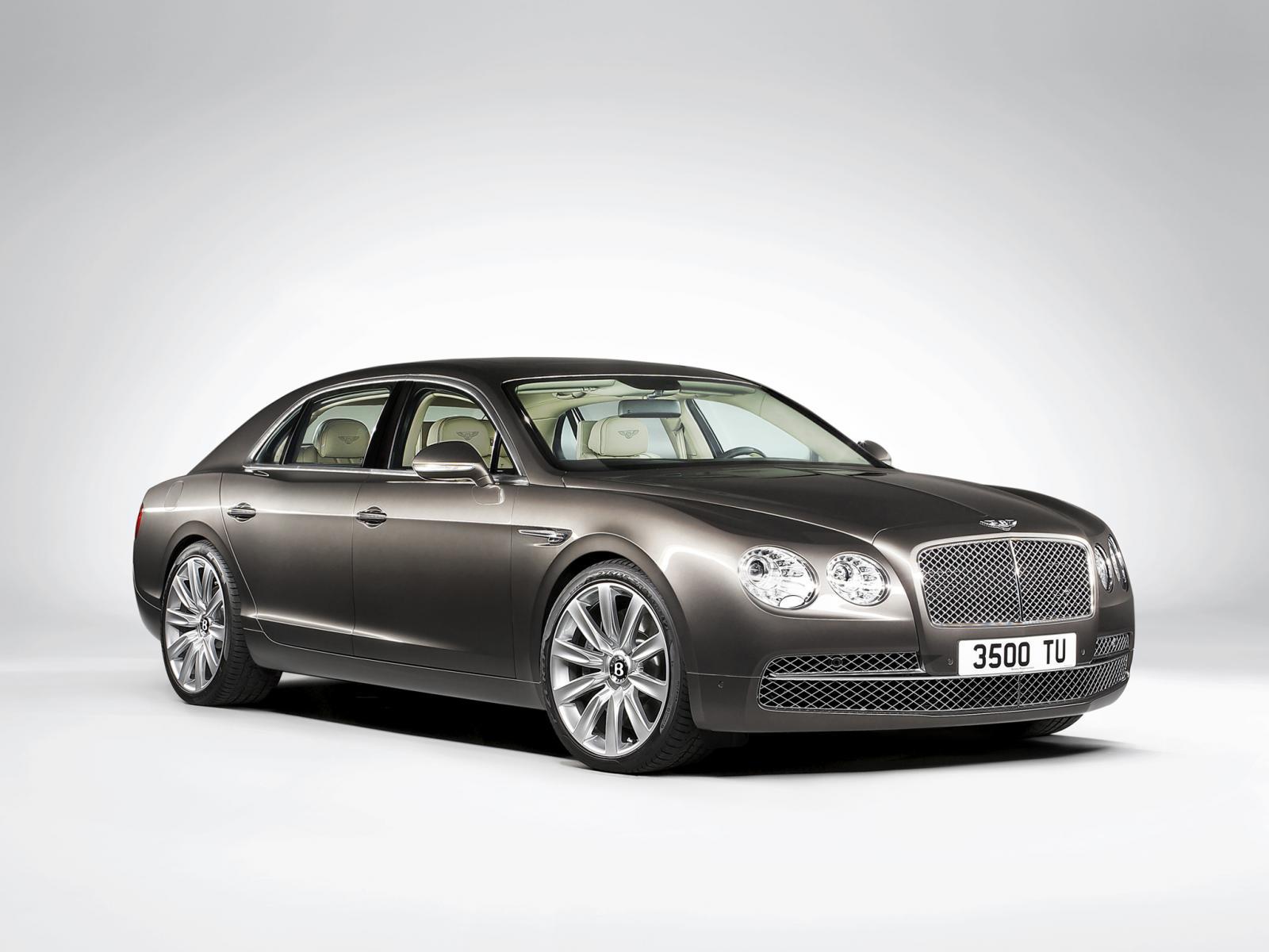 Leaked Bentley Continental Flying Spur GTspirit