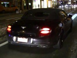 Bentley Continental SuperSports at Gotha Club
