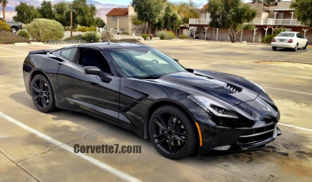 Chevrolet Corvette Stingray Spotted in San Diego by ...