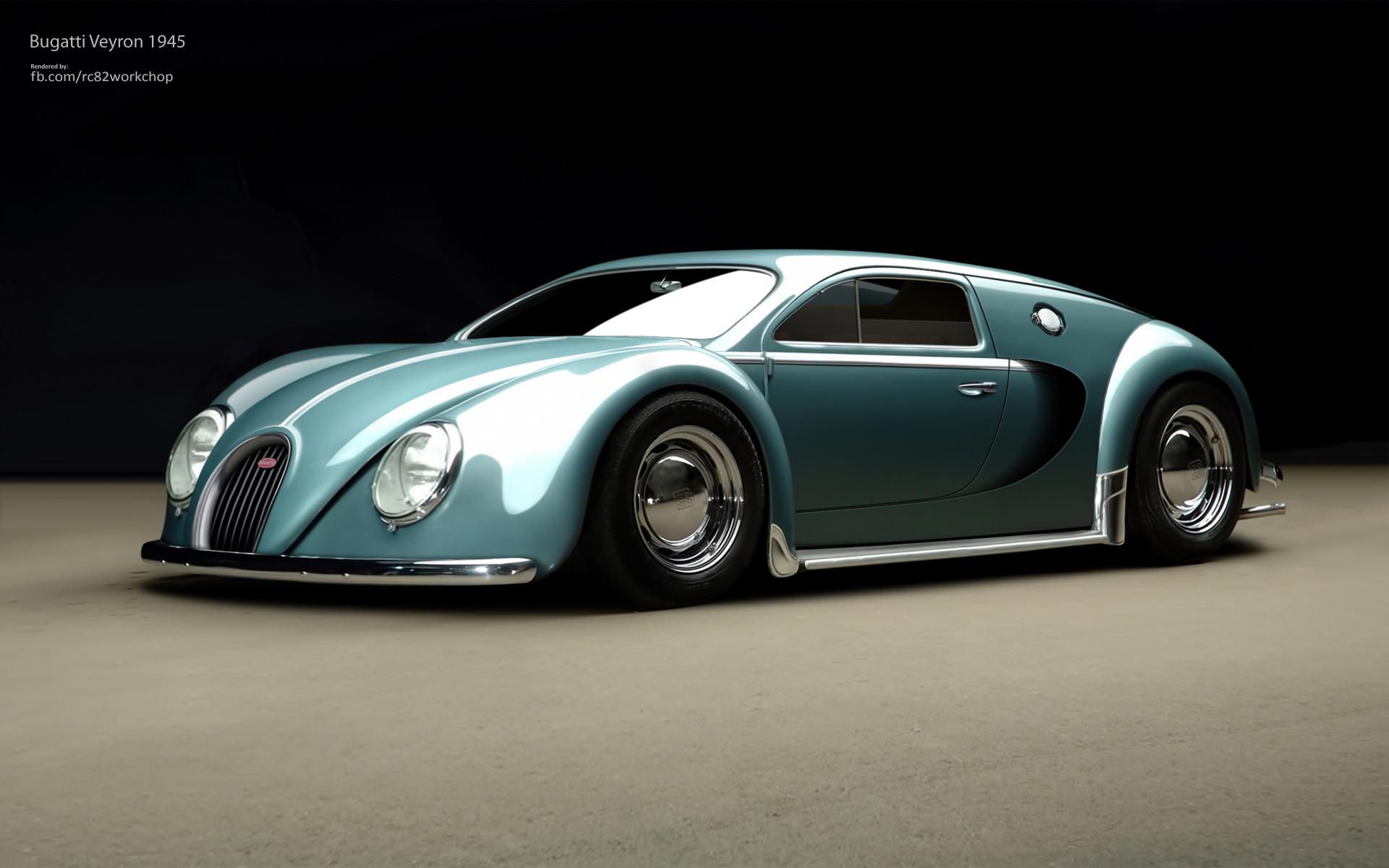 Bugatti Veyron 1945 1920 x 1200