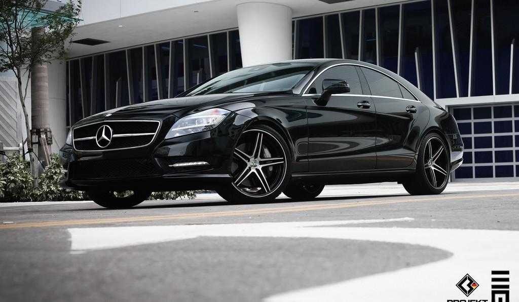 MercedesBenz CLS550 Tuned by K3 Projekt  GTspirit
