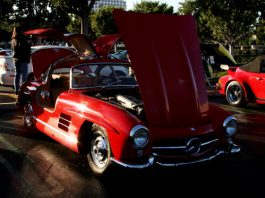 Cars and Coffee Irvine 9th Feb 2013 Part 1