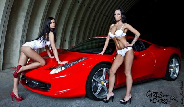 Cars and Girls of Czech Republic by Girls & Cars