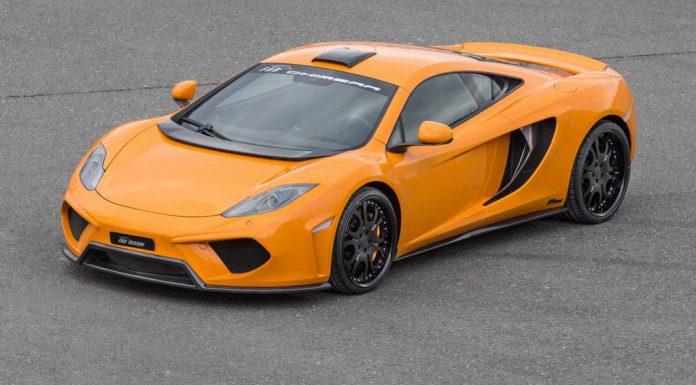 FAB Design to Debut McLaren MP4-12C Chimera at 2013 Geneva Motor Show