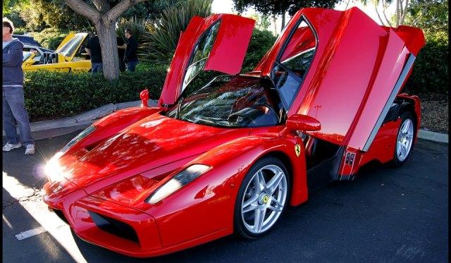 Ferrari Enzo at Cbad Cars